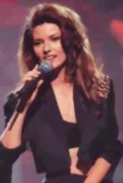Tommy's #1 SHANIA TWAIN SuperSite - 1995 American Music Awards
