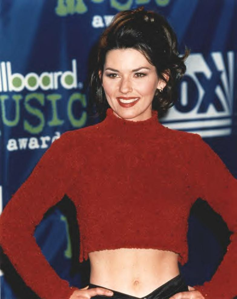 Tommy's #1 SHANIA TWAIN SuperSite - Gorgeous Pics 1