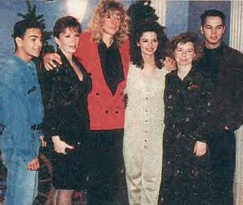 Mutt Lange And Marie Anne Thiebaud Wedding.Tommy S 1 Shania Twain Supersite Shania S Biography